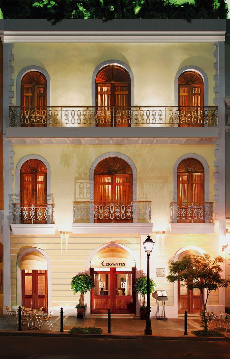 Hotel Cervantes, San Juan