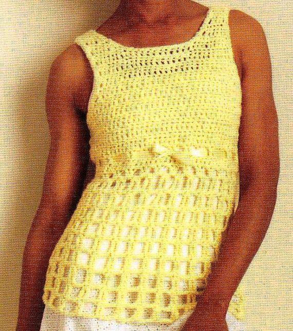 Crochet Plus Size Tunic Plus Plus Tunics by SassyloveCrochet