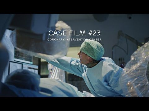 Capturing the Networked Society - Case 23 Coronary Intervention Center - YouTube