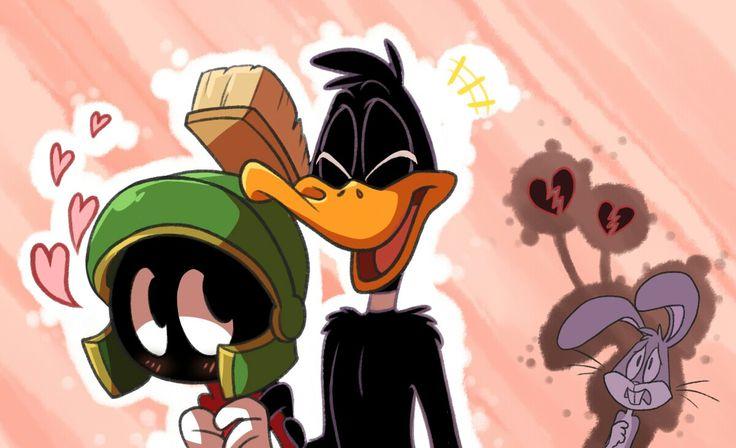 Marvin x Daffy x Bugs