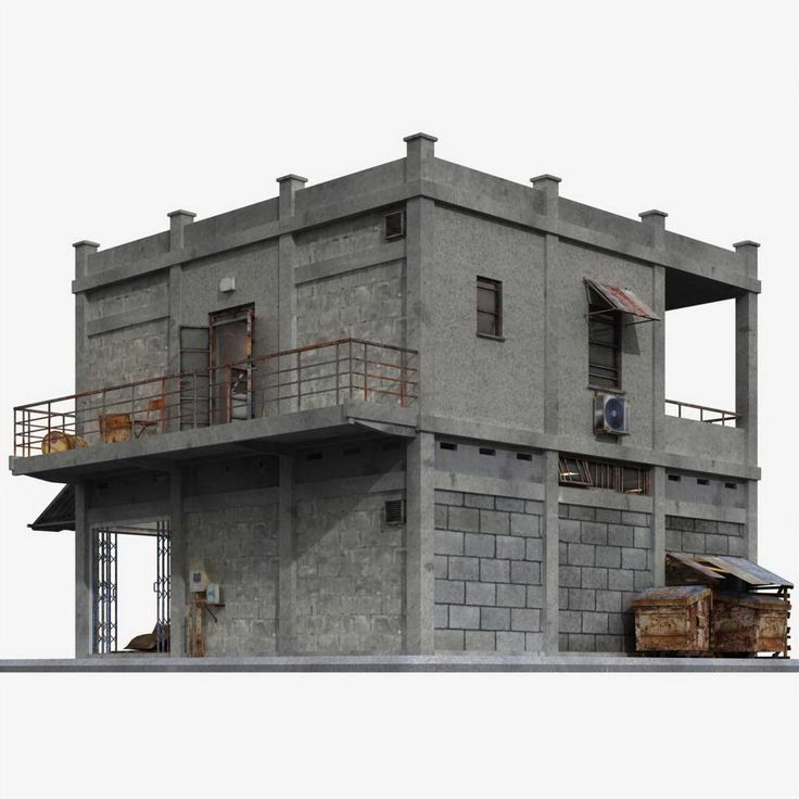 41 Best Game Ready Building 3D Models Images On Pinterest