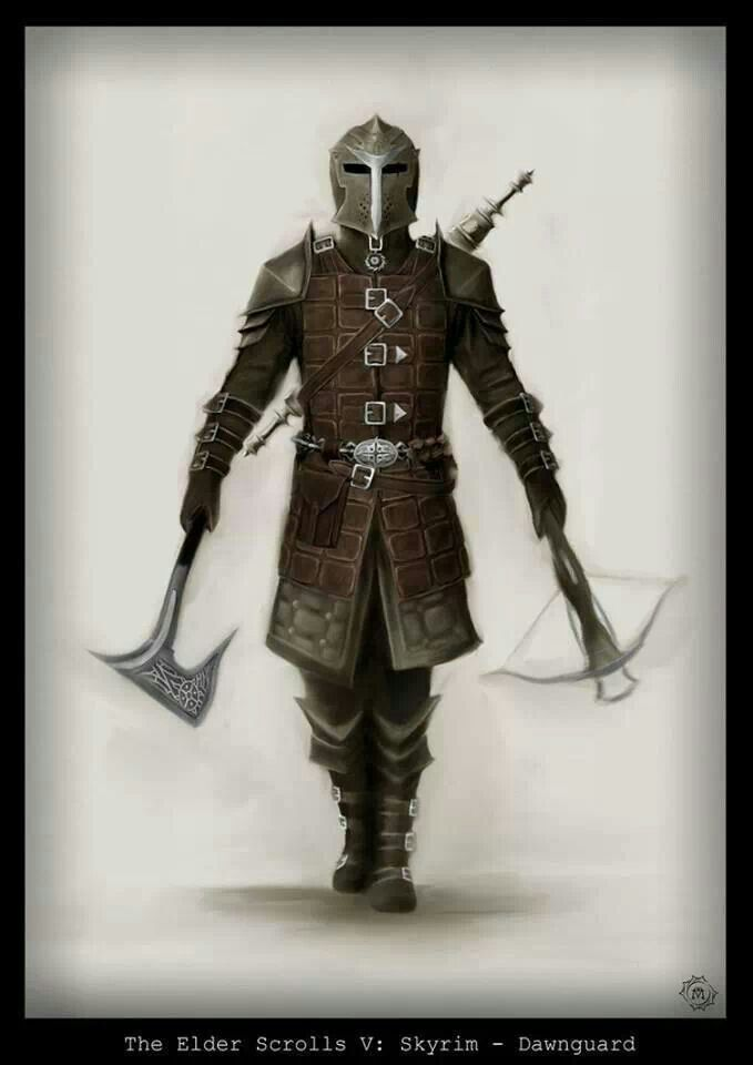 The Dawnguard are a group of vampire hunters who want to kill the Volkihar Clan, the most dangerous vampire clan in Skyrim.