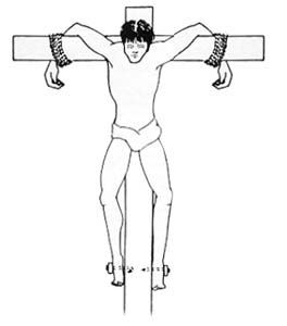 """What do we know about the history of crucifixion? In the following article, """"New Analysis of the Crucified Man,"""" Hershel Shanks looks at evidence of Roman crucifixion methods as analyzed from the remains found in Jerusalem of a young man crucified in the first century A.D."""