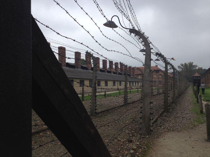 Auschwitz, Krakow, Poland