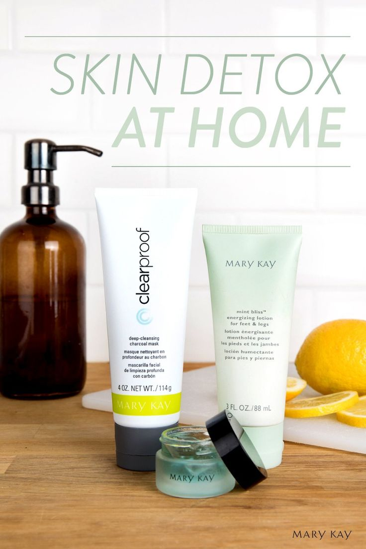 You don't need an excuse to pamper yourself. Treat your skin to a spa-like escape anytime with a deep-cleansing mask, energizing body lotion, and refreshing eye gel! | Mary Kay