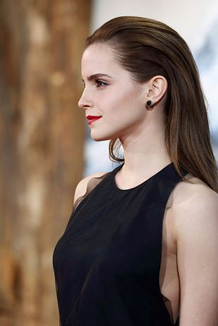 12 Things You Never Knew About Emma Watson  Good lord, she looks she could be a vengeful goddess or something.