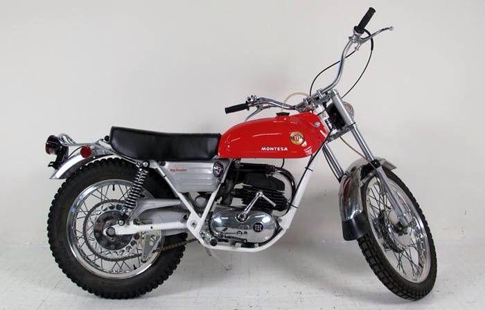 King Scorpion 250 1970-72