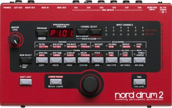 Nord Drum Module Virtual Analog Syth 2 - Long & McQuade Musical Instruments