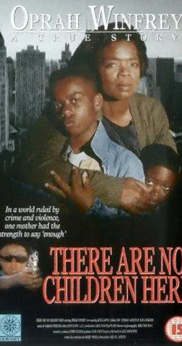 Directed by Anita W. Addison.  With Oprah Winfrey, Keith David, Mark Lane, Norman D. Golden II. From Publishers Weekly The devastating story of brothers Lafayette and Pharoah Rivers, children of the Chicago ghetto, is powerfully told here by Kotlowitz, a Wall Street Journal reporter who first met the boys in 1985 when they were 10 and seven, respectively. Their family includes a mother, a frequently absent father, an older brother and younger triplets. We witness the horrors of growing up…
