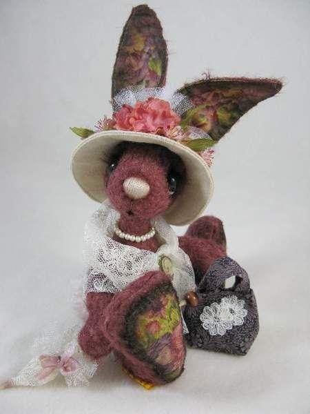 Berry Cakes by Monica's Attic Treasures