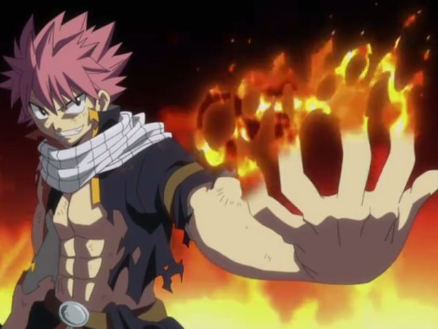 I got: Natsu Dragneel!   You're a hot headed, fire eater like Natsu who would never abandon their friends no matter what happens. You aren't afraid to go straight into a battle and you hate it when people mess with you and your friends.  What Fairy Tail Wizard Are You?