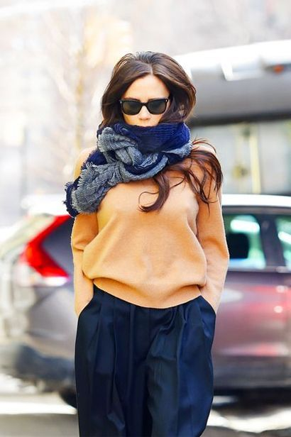 Victoria Beckham just did your #OOTD a major favor