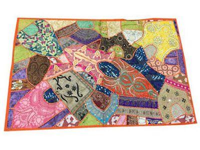 MOGUL INTERIOR : Bohemian Decorative Patchwork Wall Hanging Tapestr...  http://stores.ebay.com/mogulgallery/_i.html?rt=nc&_sid=3781319&_trksid=p4634.c0.m14.l1513&_pgn=3
