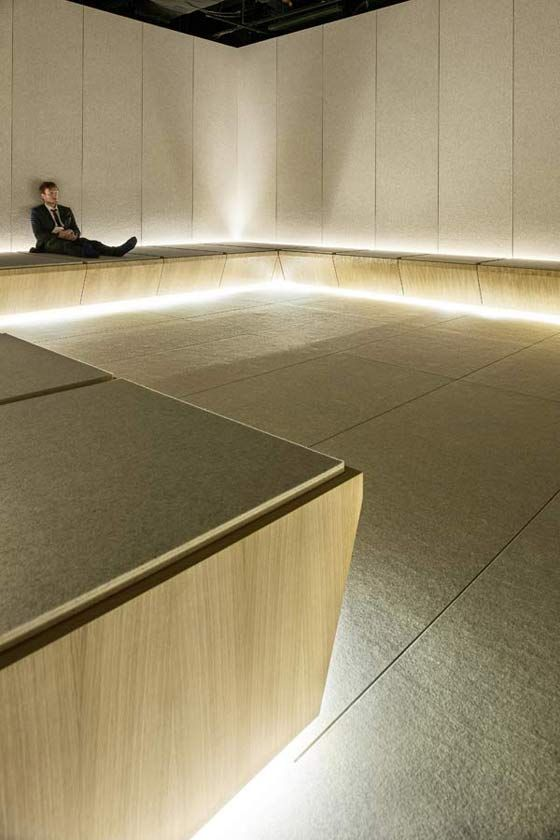 Interior acoustics: Innovation inspiration for layout and structure, materials and technology