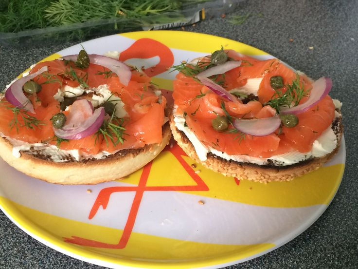 The Best Salmon Gravlax Recipe in the World