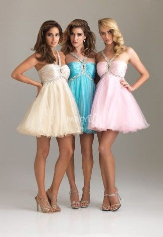 Cheap lovely Sweet 16 Party Dresses on Sale at Party Dancing Queen - PartyDQ