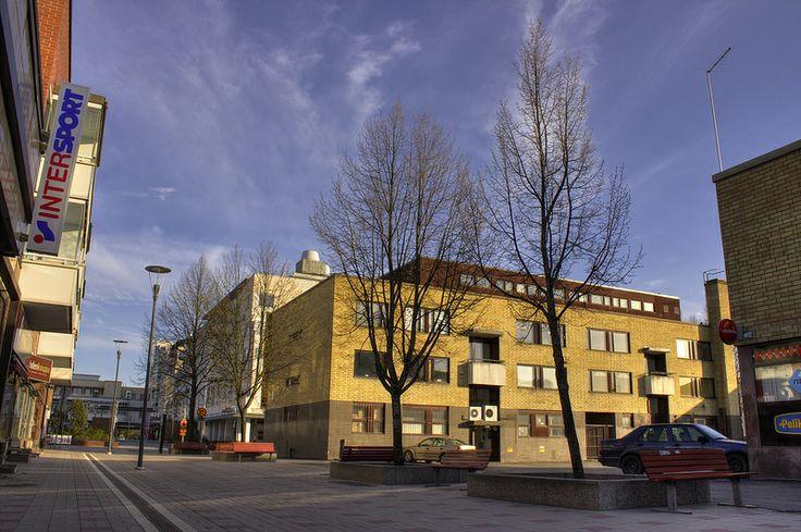 Intersport on Puistopolku, Seinäjoki