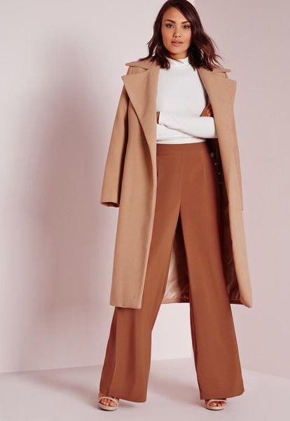 Modest Brown Pants
