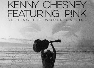 Setting The World On Fire (Feat. Pink) Lyrics - Kenny Chesney
