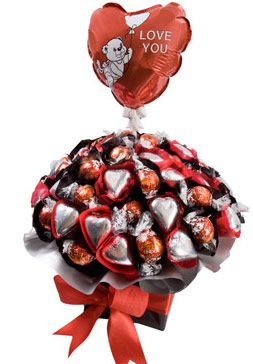 australia Chocolate - So Loved - Valentines Day Gift - FREE BALOON
