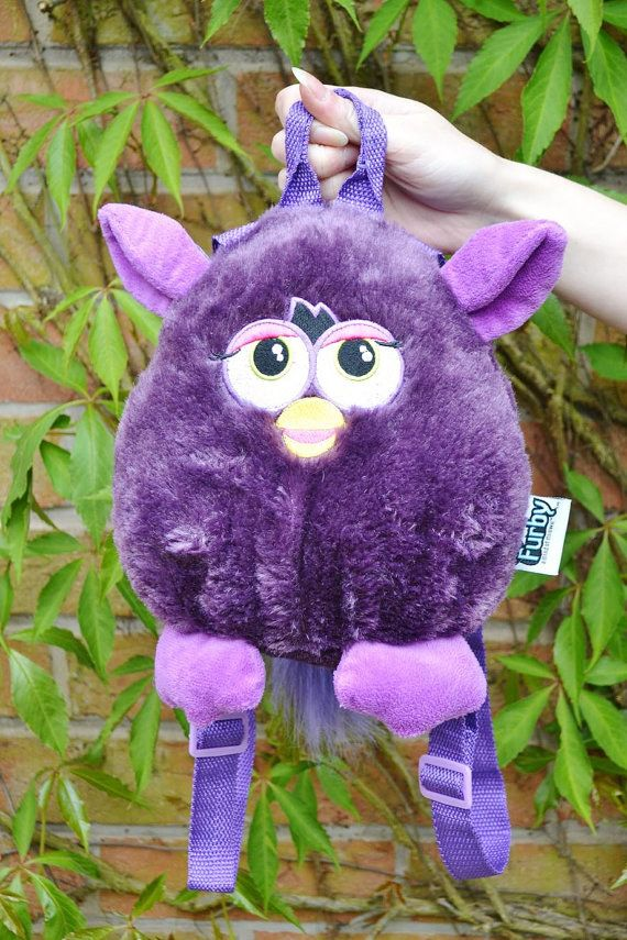 This Furby Backpack That Has Will Remind You Of The Iconic 90s Toy