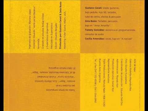 Amor Amarillo   Gustavo Cerati  1994