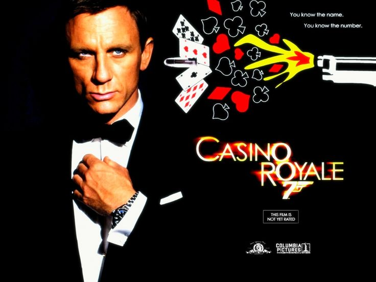 What is casino royale rated texas gambling sites