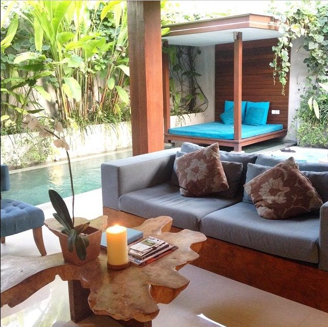Home Away from Home... #macavillas #instagram #bali #livingroom #followus