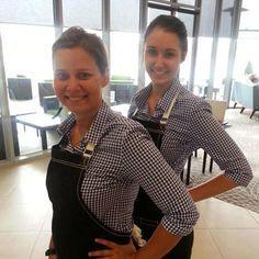 casual restaurant uniform - Google Search