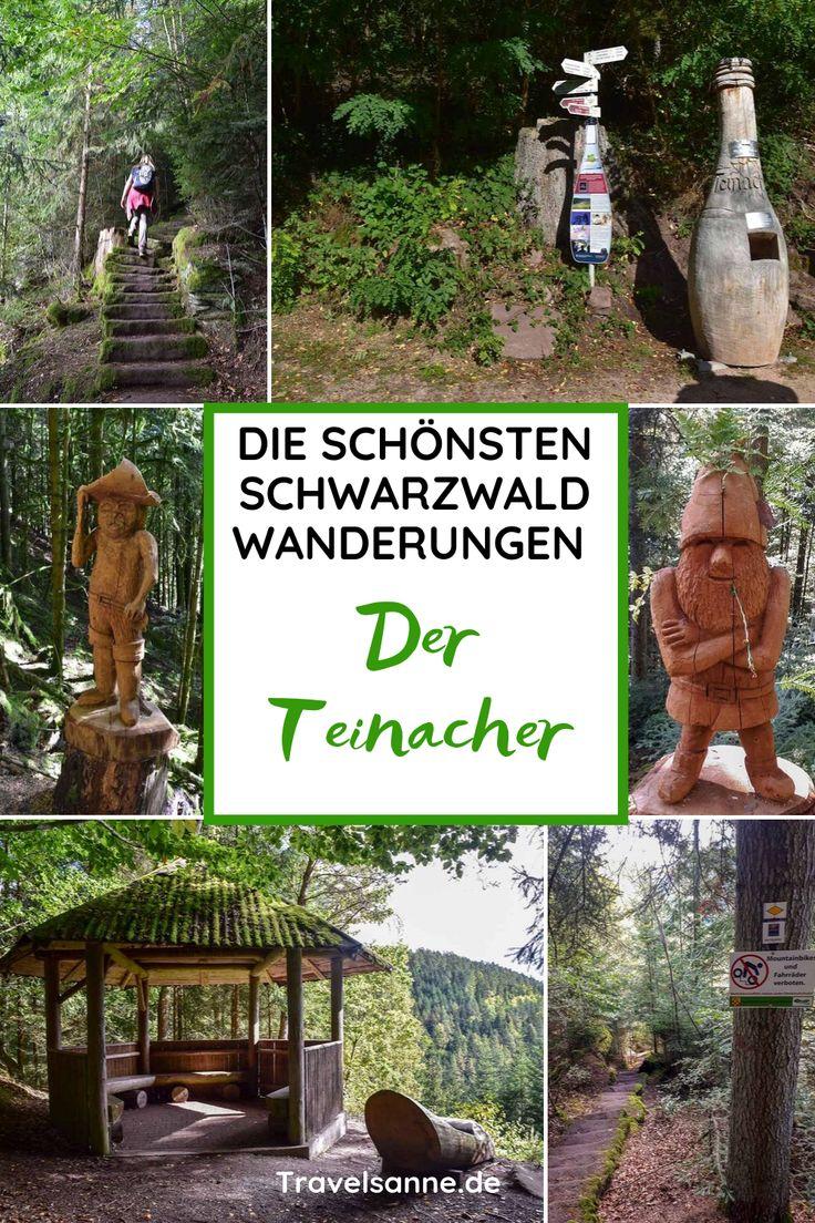 """Premiumwanderweg """"Der Teinacher"""": Auf den ausgetretenen Pfaden im Schwarzwald unterwegs   – Travelsanne Reiseblog"""