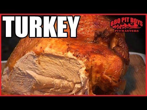 Turkey Recipe by the BBQ Pit Boys - YouTube