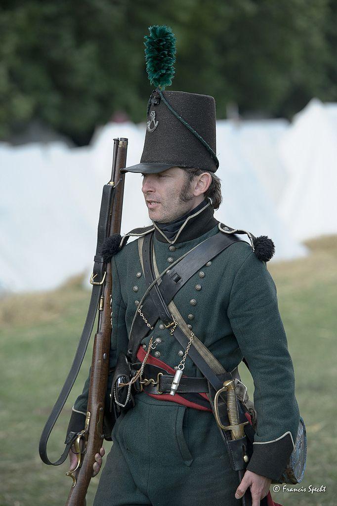 British Rifleman, 95th Regiment