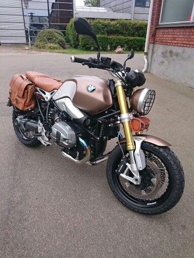 BMW R  nine T.