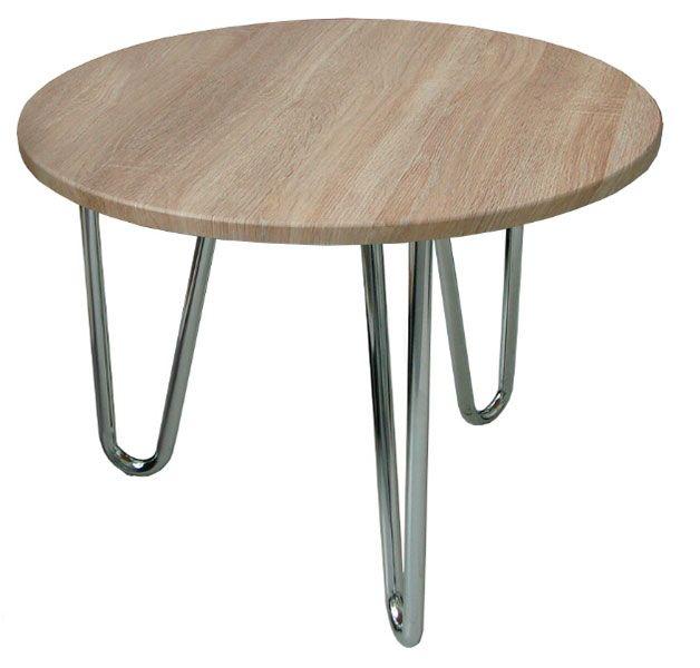 Mesa auxiliar tapa madera alenaz http www - Housse de coussin 65 65 ...