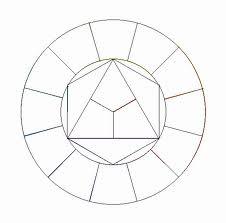 kleurencirkel van itten maken