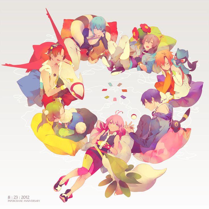 #Pokemon trainers