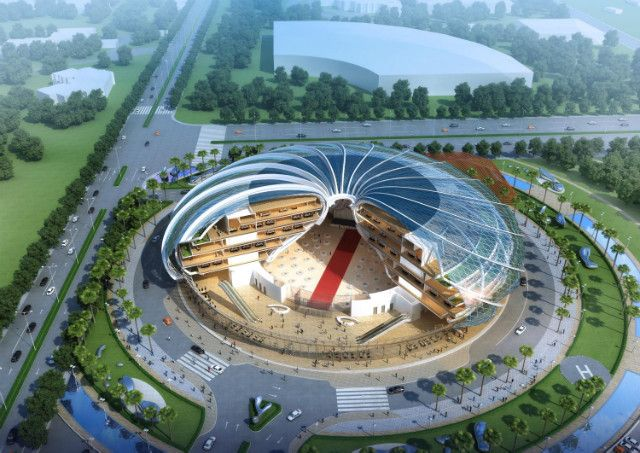 Top 89 Ideas About Circular Architecture On Pinterest