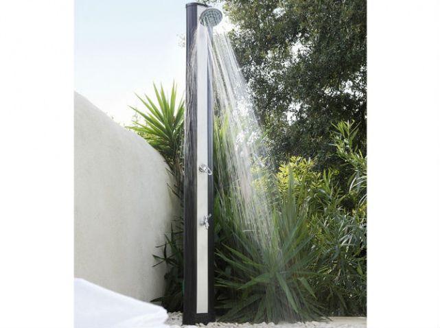 Douche solaire piscine ile ilgili pinterest 39 teki en iyi 25 - Douche exterieure leroy merlin ...