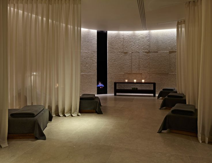 Luxury Spa And Fitness Center In London Bulgari Hotel