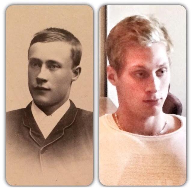 120 years apart!