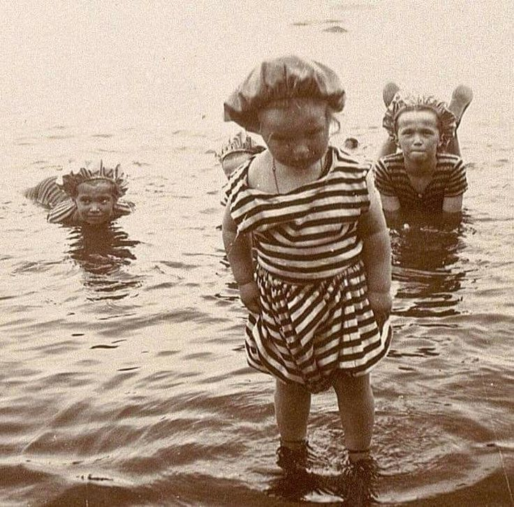 OTMA swimming 1906