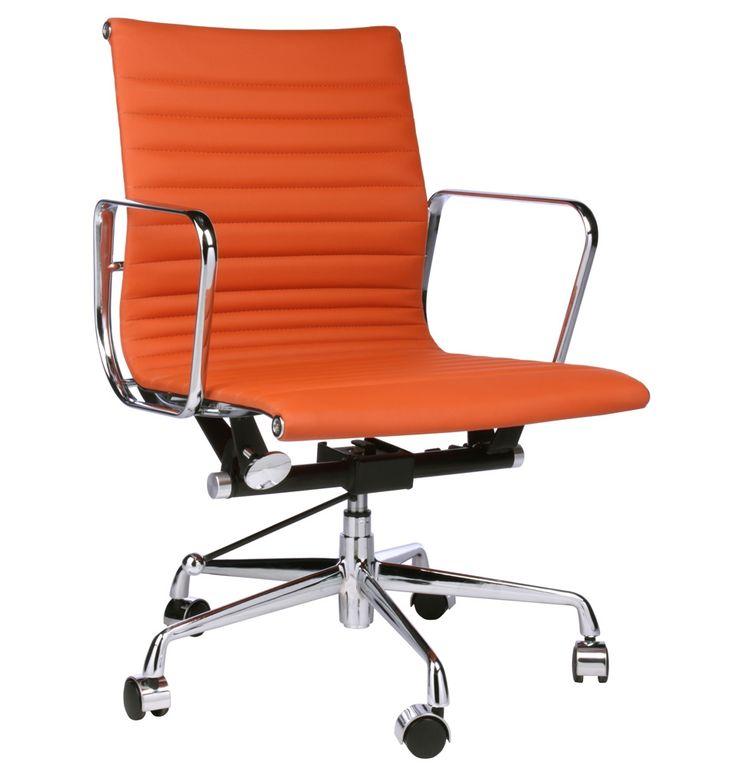 The Matt Blatt Replica Eames Group Aluminium Chair