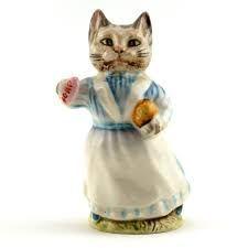 Beswick Beatrix Potter Figurine Tabither Twitchit