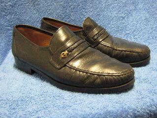 Bossini, käytetyt miesten kengät, koko 42, vanhat vaatteet, V102