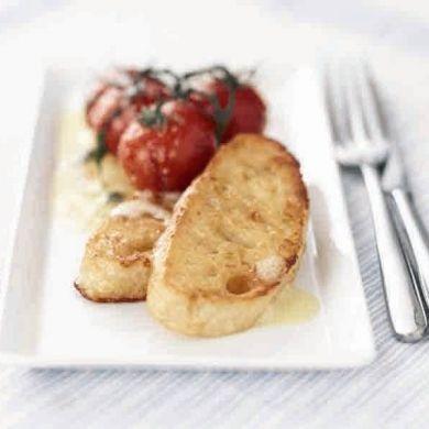 Sauteed Leeks On French Bread Recipes — Dishmaps