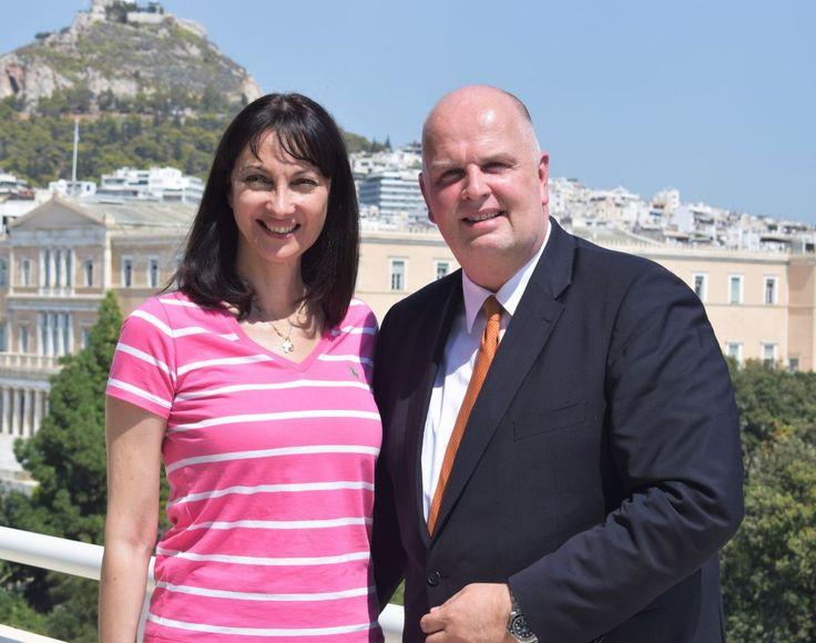Kountoura, TUI Group Strengthen Ties to Boost Greek Tourism