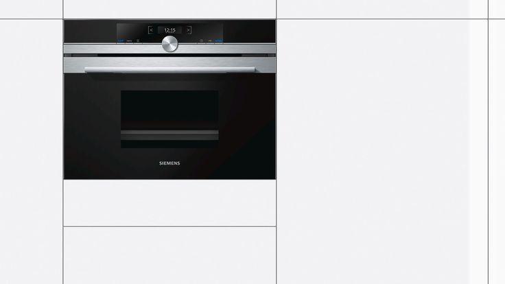 Kitchen - Siemens Steam Oven CD634GBS1