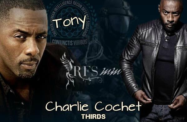 Tony  - Charlie Cochet  THIRDS