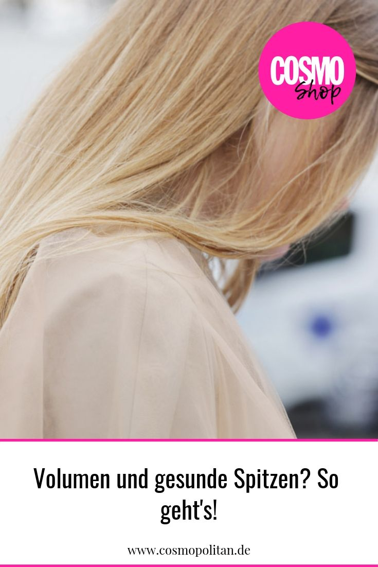 Haarpflege Test für perfekte Haare, Volumen und gesunde Spitzen