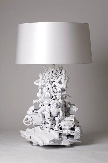 Старые игрушки . Декор лампы и зеркала https://vk.com/faqindecor?w=wall-69527163_1592